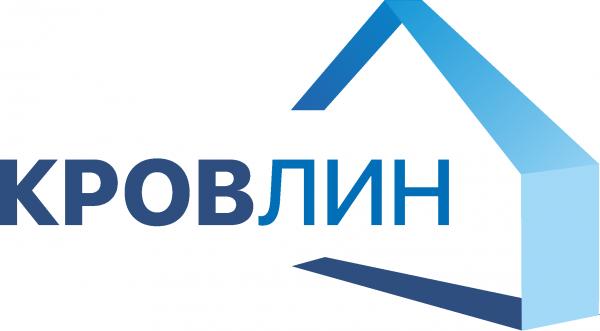Логотип компании Кровлин